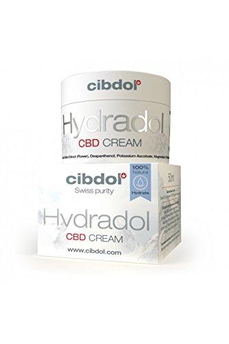 Cibdol Hydradol CBD Cream 50ml - Feuchtigkeitscreme