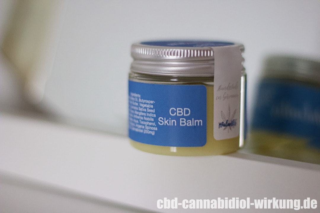 CBD Creme - CBD Skin Balm