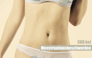 CBD bei Menstruationsbeschwerden / Menstruationsschmerzen