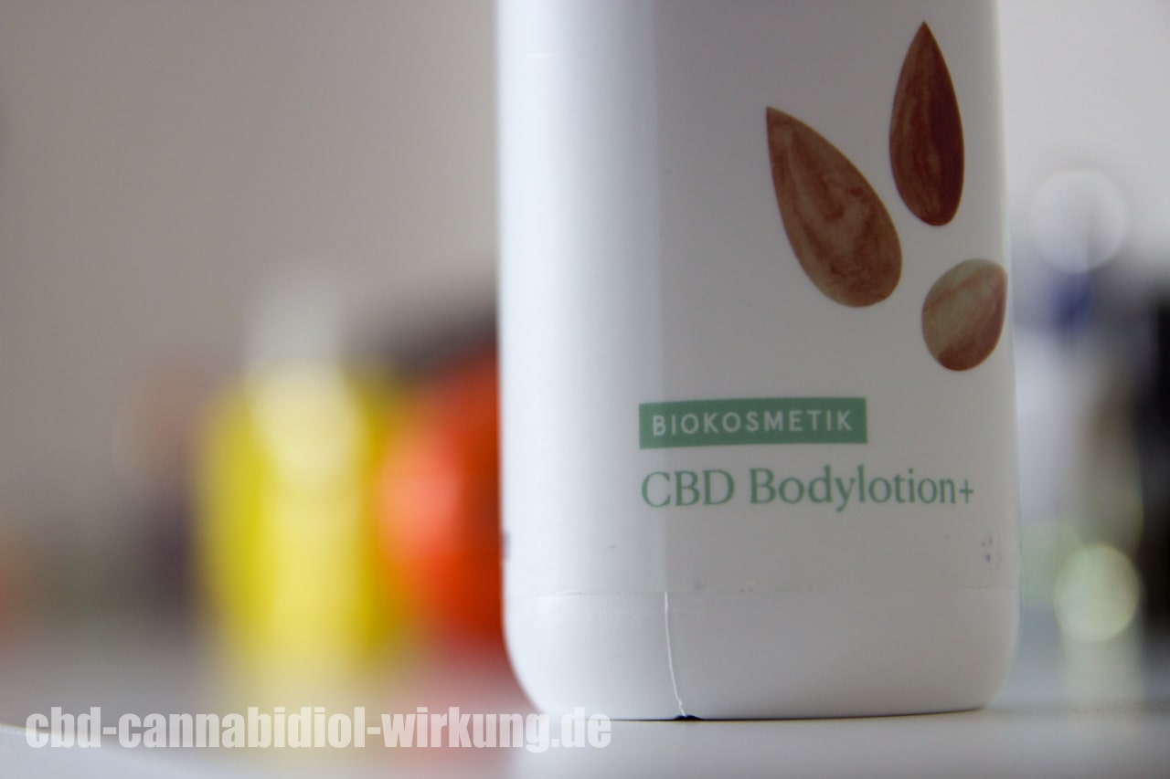 CBD Vital - CBD Bodylotion +